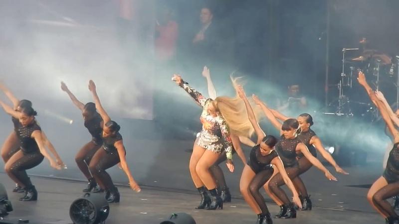 Beyoncé Jay Z OTR II - DivaCliqueEverybody Mad (03.07.18 Cologne) HD