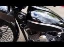 Azzkikr Custom Baggers Cadillac Custom Motorcycle Build Day