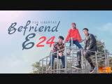[FSG Libertas] [E24/24] Befriend / Помогая / Поддержка [рус.саб] UNCUT