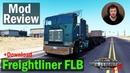ATS 1.32x MODS|Freightliner FLB|Обзор Модов American Truck Simulator