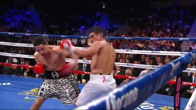 Danny Garcia vs Erik Morales KO