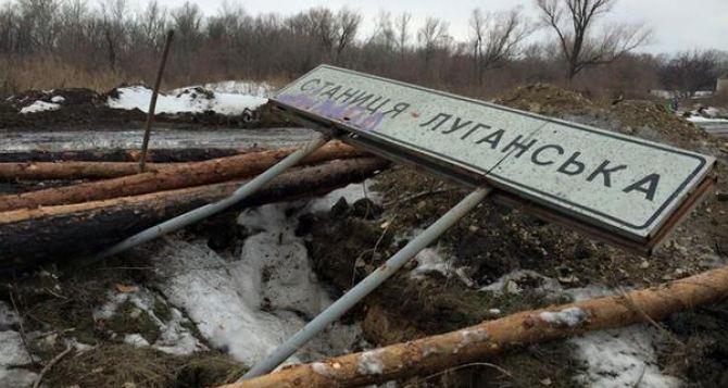 На Луганщине хотят создать 6 районов вместо имеющихся 12