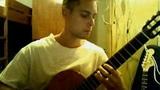 Мой ласковый и нежный зверь на гитаре композитор Евгений Дога