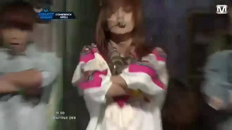 120322 Shinee Sherlock Stanger Comeback Stage