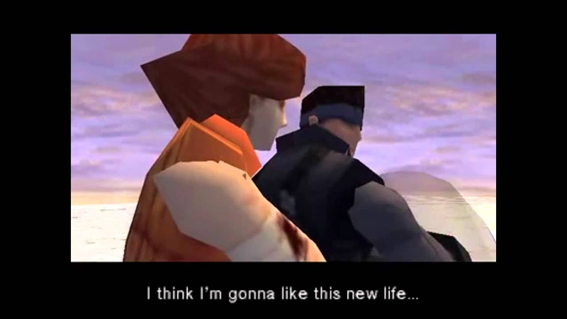 Metal Gear Solid PSX PS1 Part 18 Meryl's Ending