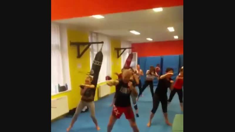 Тренировка Anatoli Hunanyan