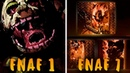 FNAF 1 2 3 4 5 6 7 ВСЕ КОНЦОВКИ (2014-2018) - ФНАФ 1 2 3 4 5 6 7 ALL ENDINGS!