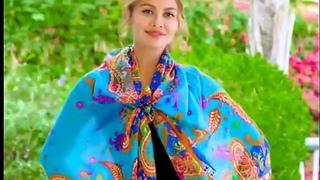 Стильные способы завязать платок или шарфик!