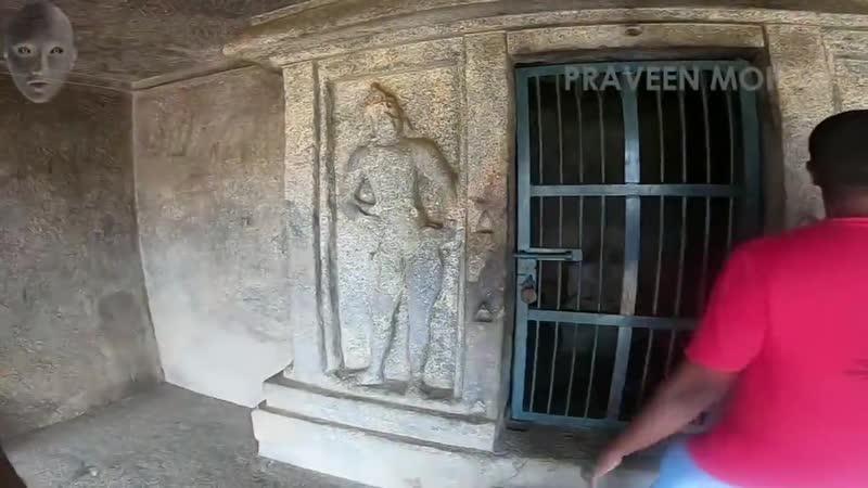 Мистический монолит Махендравади
