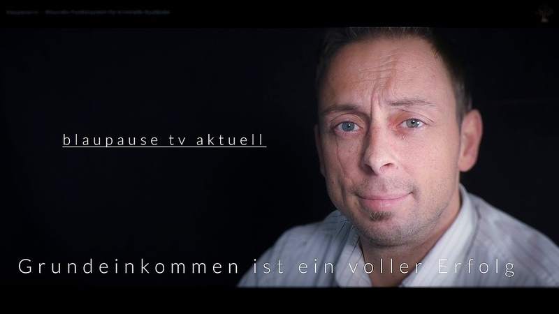 In Finnland ist das bedingungslose Grundeinkommen ein Erfolg - blaupause.tv aktuell