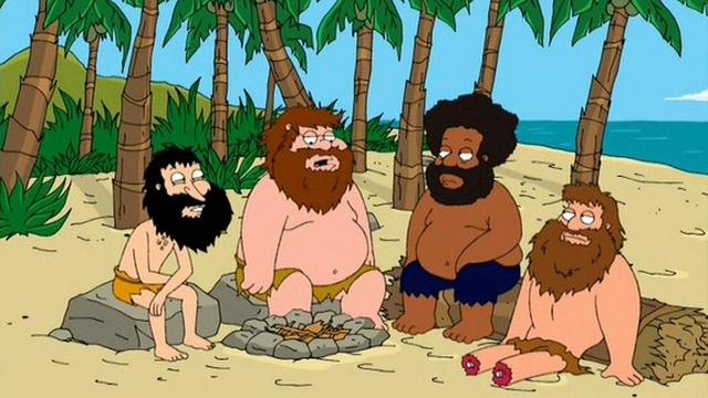 Family Guy | Гриффины (4 Сезон, 12 Серия) - Идеальный изгой (Filiza Studio)
