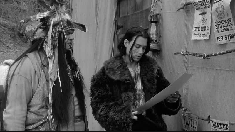 Dead Man (1995) Jim Jarmusch - subtitulada