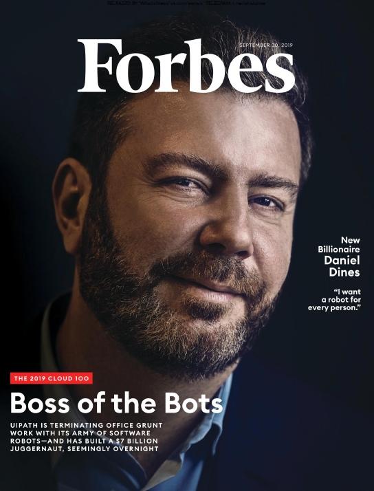 Forbes USA - 30.09.2019