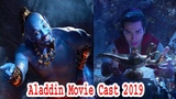 Aladdin Movie Cast 2019 Looks and Real Life Looks Who Is Better 2019