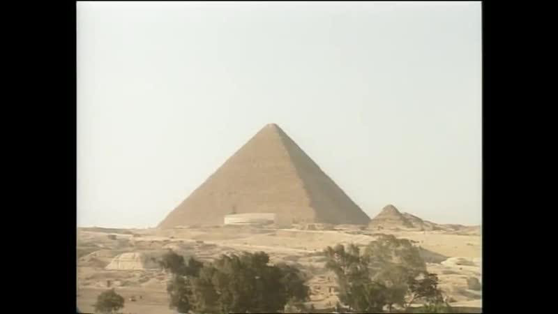 Die großen Rätsel 4 Das Geheimnis der Pyramide