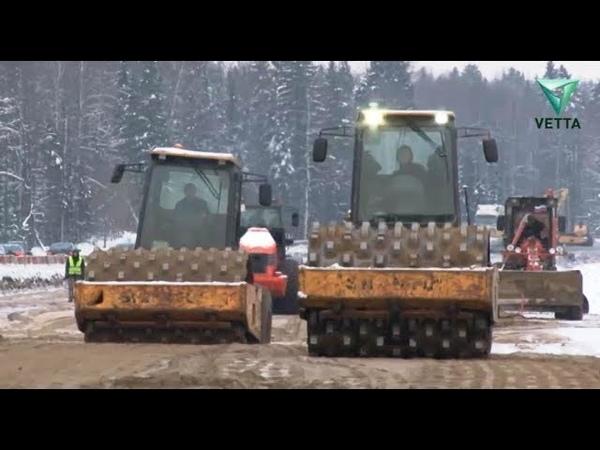 В Перми приступили к строительству завершающего участка Восточного обхода