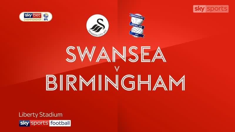 Swansea 3-3 Birmingham