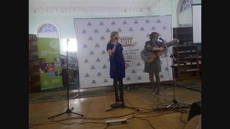 Песня Ольги Шалаевой Вы мне близки Аккомпаниатор - Ирина Генриховна Конова