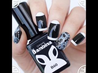 Черно-белый дизайн ?