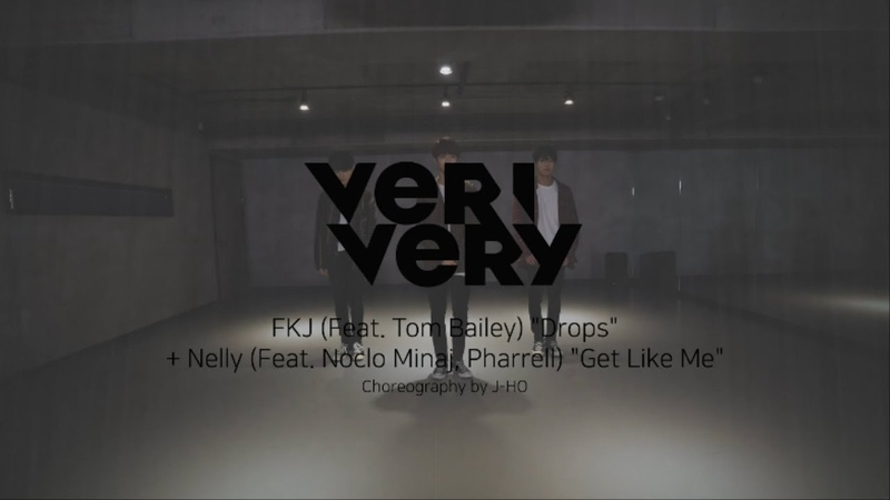 VERIVERY 동헌, 호영, 용승 X J-HO Drops Get Like Me (Dance)