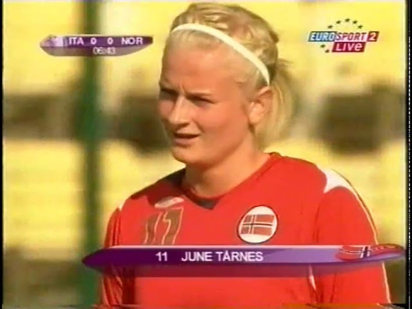 2008 Womens U-19 Euro ⚽ Norway vs. Italy