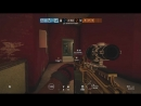 BlackSeaCat ЛУЧШЕЕ ОРУЖИЕ ЗАЩИТЫ Обзор Пулемет Maestro Rainbow Six Siege Перевод