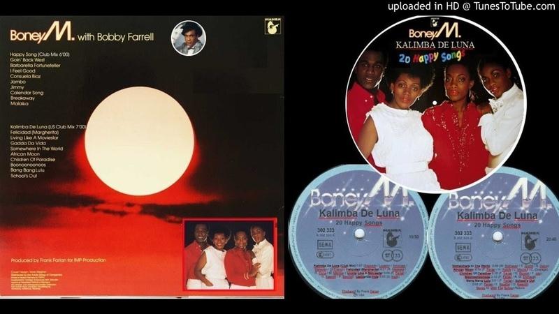 Boney M.: Kalimba De Luna - 20 Happy Songs (Vol. 2) [1984]