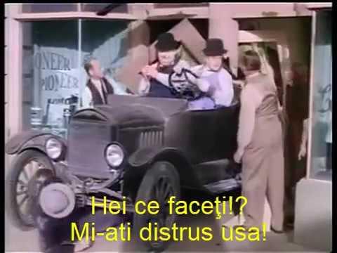 Stan si Bran Saps At SeaColour 1940 SD