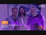 Armin van Buuren - A State Of Trance Episode 890 (15.11.2018) XXL Guest Mix Eelke Kleijn