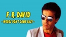 F.R. David - Words Don't Come Easy - (With Subtitles in English)