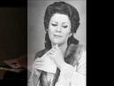Elena Obraztsova~Werther Werther Letters Scene Werther Massenet