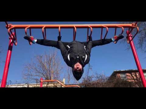 Motivation - Training System - Kicks and Stretching - Alex Lee