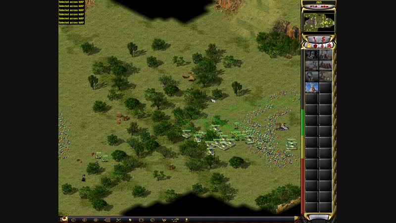 CC Red Alert 2 (OD) 240119(12) - Vladivostok vs Artemis
