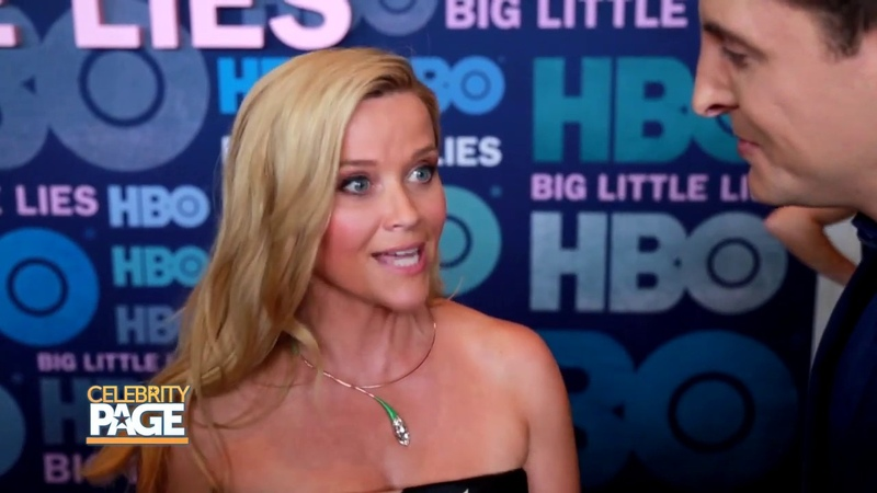 Reese Witherspoon Says There's 'Nothing' Like 'Big Little Lies' Celebrity Page