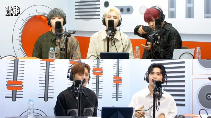 [Super K-Pop] A.C.E (에이스)s Singin Live UNDER COVER кфк