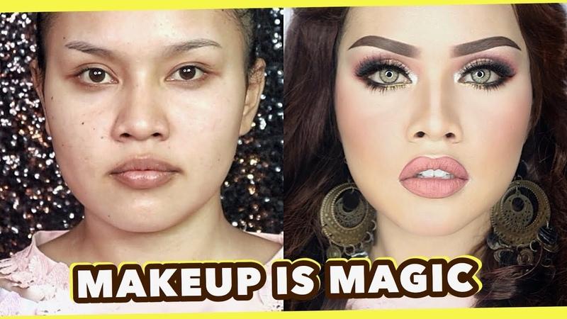 Makeup is Magic   BOLD MAKEUP TREND   2018   Rangga Makeup