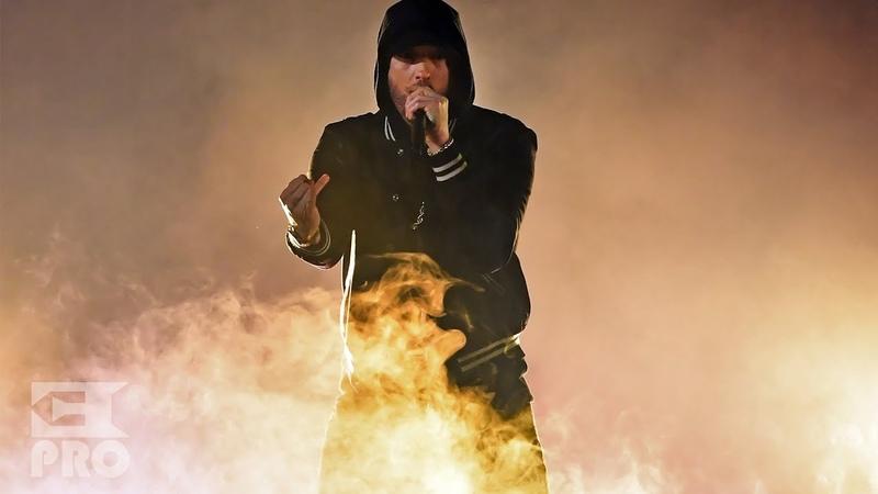 Eminem feat Kehlani Nowhere Fast iHeart Music Awards 2018 11 03 2018 MarchForOurLives