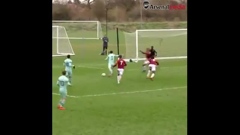 Joel Lopez Arsenal U18 newsarsenal