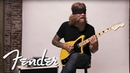 The Meteora with Jim Root Parallel Universe Fender