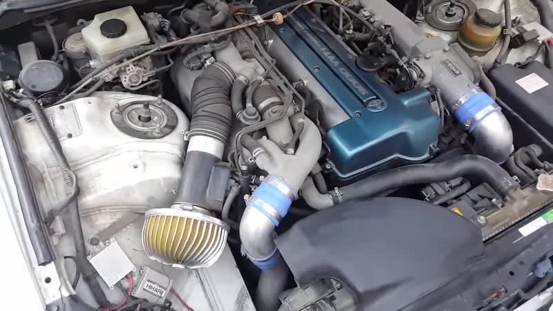 2JZ-GTE start engine