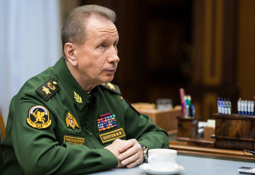 Главой Росгвардии занялся главный военный прокурор. Закупки ведомства Виктора Золотова проверят на коррупцию