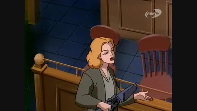 Gargoyles s3e07 And Justice for All