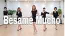 Besame Mucho- Line Dance (Beginner)MukiMatohir Royal – SG ULD Jatim