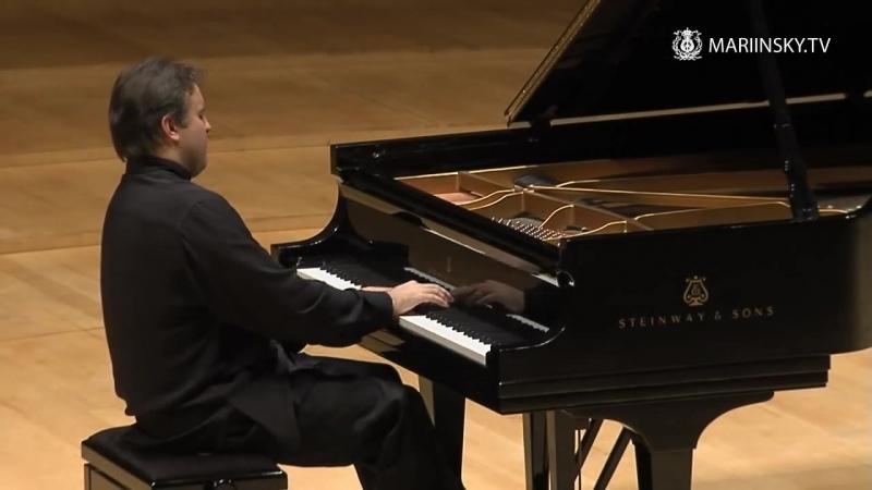 Alexei Volodin at the Mariinsky Concert Hall