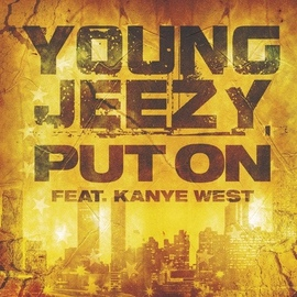 Young Jeezy альбом Put On