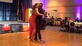 Artistic Kompa improvisation by Cliford and Gaelle Jasmin - Salsabor florida