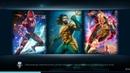Injustice 2 mobile Classic multiverse team