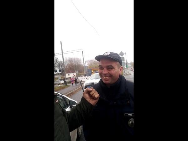 Поліція Хмельницький Переатистована червона пика у пошуках наживи