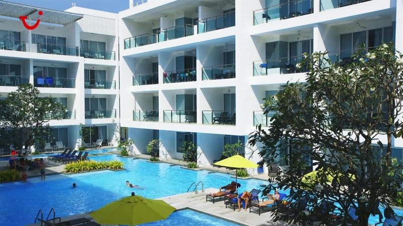 Обзор отеля The Old Phuket Resort Hotel, Karon Beach - Пхукет, Таиланд