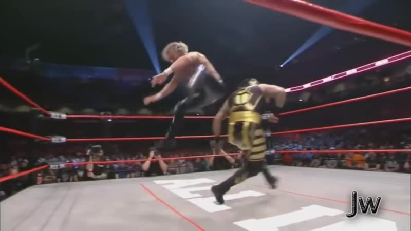 Kenny Omega vs Pentagon Jr Highlights All In